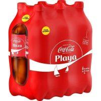 Coca-cola 2L en paquete 6 uni.