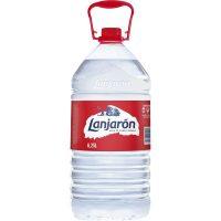 Agua Lanjaron 6,25L.