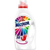 Detergente micolor gel 23 dosis.