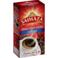 Cafe Zaimaza descafeinado natural 250gr.