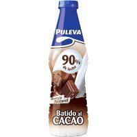 Batido puleva botella 6x1lt cacao.