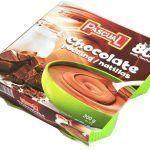 Natillas chocolate pascual 2×4 uni.