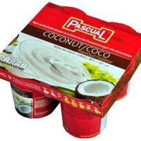 Yogur pascual coco 2×4 uni.