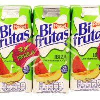 Zumo bi-frutas pascual ibiza 3x330ml.