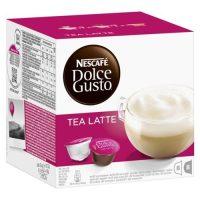 Dolce gusto tea latte 16 cap.