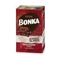 Bonka descafeinado mezcla 250gr.