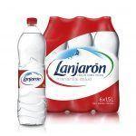 Agua Lanjaron 1,5 lt