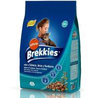 Comida gato brekkies pescado 4kg.