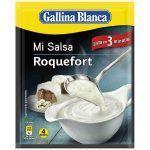 Mi salsa gallina blanca roquefort 23gr.