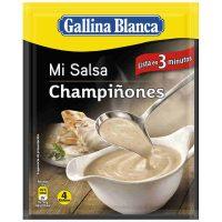 Mi salsa gallina blanca champiñon 24gr.