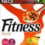 Cereales nestle fitness fruits 375gr.