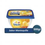 Margarina sabor intenso tulipan 500gr.