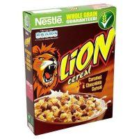 Cereales nestle lion 400gr.