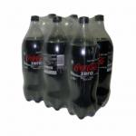 Coca-cola zero 2L en paquete 6 uni.