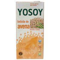 Bebida de avena yosoy 6x1L.
