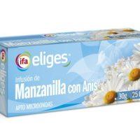 Manzanilla Con Anís Ifa-Eliges 20 sobres