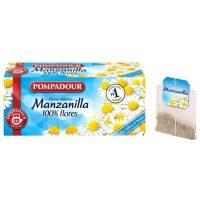 Manzanilla Pompadur 25 sobres