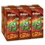 Batido cacao ifa-eliges 6x200ml.