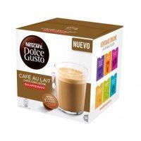 Dolce gusto café con leche – descafeinado16 cap.