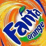 Fanta naranja 33cl lata en paquete 24 uni.