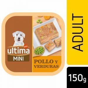 Aliminto Pollo perro pequeño Ifa 150gr