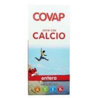 Leche calcio entera covap 6x1L