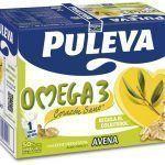 Leche omega-3 puleva de avena 6x1L.