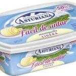 Mantequilla ligera asturiana 250gr.