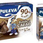 Batido puleva brik 6×200 cacao.