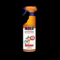 Quitagrasa desinfectante kh-7 pistola 750ml.