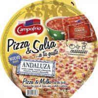 Pizza campofrio andaluza 345gr.