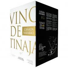 Vino de Tinaja La Cañada Navarro 5L